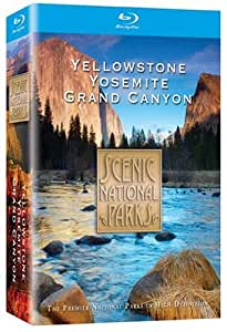 Scenic National Parks: Crown Jewels Collection [Blu-ray] [US Import]
