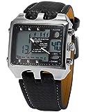 EASTPOLE LED Digital Sport Datum Herrenuhr Armbanduhr Sportuhr Quarzuhr Uhr OHS033