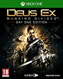 Square Enix Deus Ex: Mankind Divided Day One Edition, Xbox One Basic+DLC Xbox One video game - Video Games (Xbox One, Xbox One, RPG (Role-Playing Game), M (Mature))
