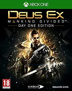 Deus Ex: Mankind Divided Day One Edition (Xbox One) (B00VWGTWU0) | Amazon price tracker / tracking, Amazon price history charts, Amazon price watches, Amazon price drop alerts