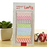 #4: iDream 160 Pages Cute Sticker School Supplies Memo Flags Mini Sticky Notes Pad