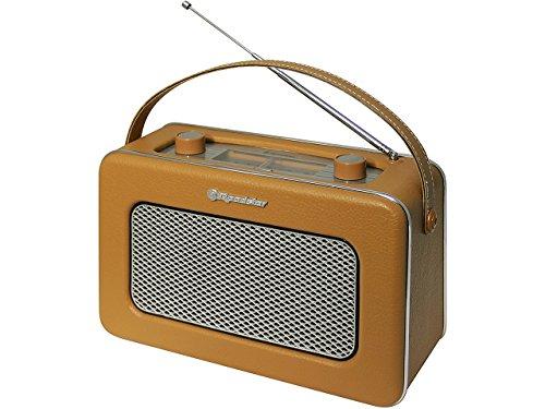 Roadstar TRA-1958N/BR - Radio con función despertador