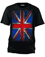 Sputnik-Shirts - T-Shirt (Sizes S to 5 XL), Design of the British flag