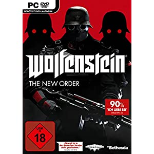 Wolfenstein: The New Order – [PlayStation 3]