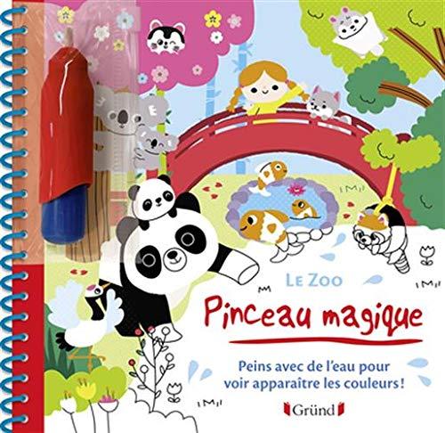 Pinceau magique - Le zoo par  Clémentine DERODIT