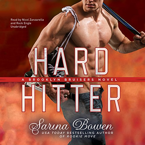Hard Hitter: The Brooklyn Bruisers, Book 2