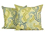 LJ Home Fashions Geometric Square Gaille Cushion Set - Best Reviews Guide