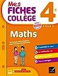 Mes Fiches Coll�ge Maths 4e - Nouveau...