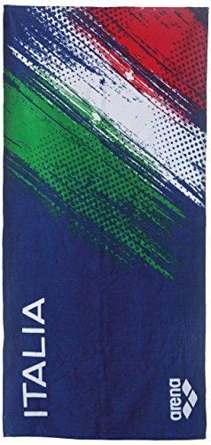 Zoom IMG-1 arena italy towel asciugamano navy