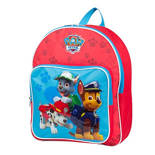 Paw Patrol ,  Kinderrucksack mehrfarbig Mehrfarbig (Luggage Hello Kitty Rolling)