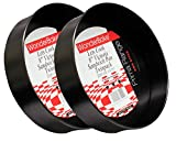 WonderBake Set of 2 Loose Base 8 inch Round Victoria Sandwich Cake Tins for Baking by Lets Cook Cookware