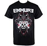 Victory Records t-Shirt Metal Men's Emmure - Beetle VT1285
