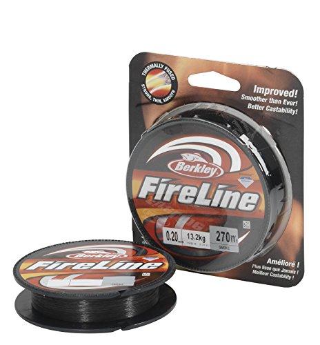 Berkley Fireline 270M 0.20MM Smoke