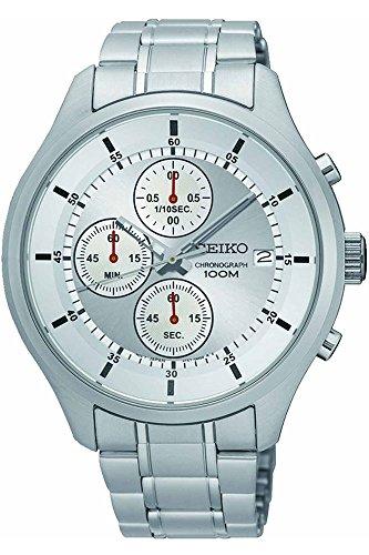 Seiko Reloj de cuarzo Unisex SKS535P1 44.0 mm
