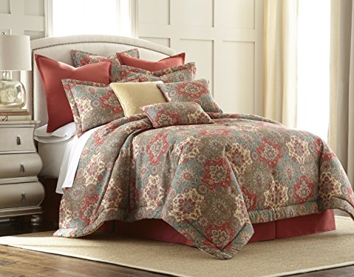Sherry Kline Aladdin Comforter Set, King, Multi/Color -