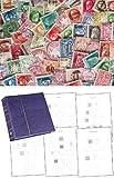 Goldhahn Altdeutschland-Kollektion mit Leuchtturm-Vordruckalbum - Briefmarken für Sammler