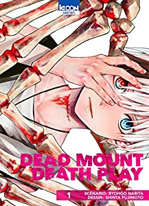 Dead Mount Death Play Edition simple Tome 1