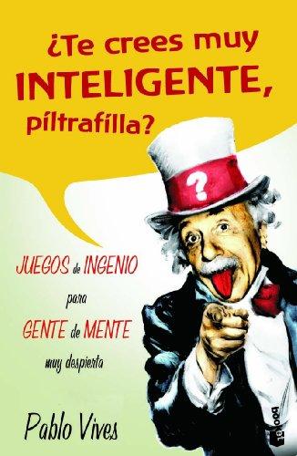 Juegos de ingenio (Booket Logista) por Pablo Vives