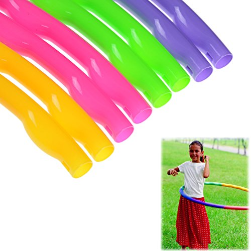 Yvody  Collapsible – Fitness Hula Hoops