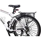 Bicicleta West transportín Montada marco MTB cicloturismo Rack capacidad de carga 60 kg