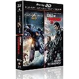 Pacific Rim 3D + Edge of Tomorrow 3D