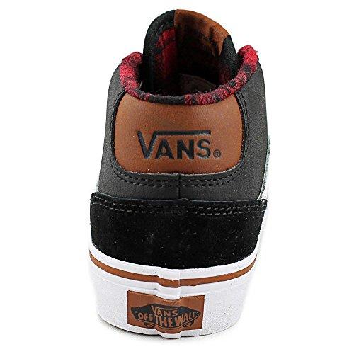 Vans Chapman Mid Jr (mixed) black/tortoise sh ocEjZb