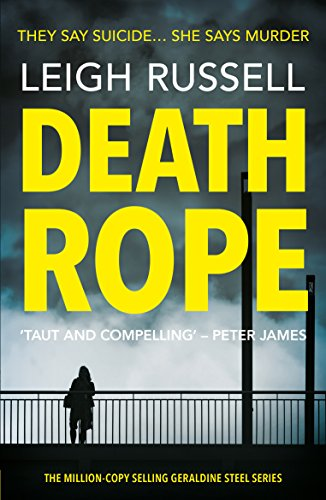 Death Rope (A DI Geraldine Steel Thriller) by [Russell, Leigh]