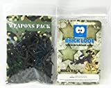 Mega Pack 86 Weapons Designed For Lego And Other Minifigures