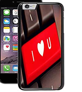 ColourCraft Creative KeyBoard Design Back Case Cover for APPLE IPHONE 6S