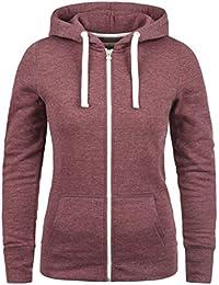 0ce8128be1 Amazon.it: Rosso - Felpe / Maglioni, Cardigan & Felpe: Abbigliamento