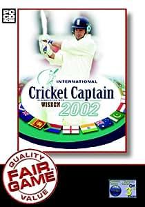 International Cricket Captain 2002 (PC CD)