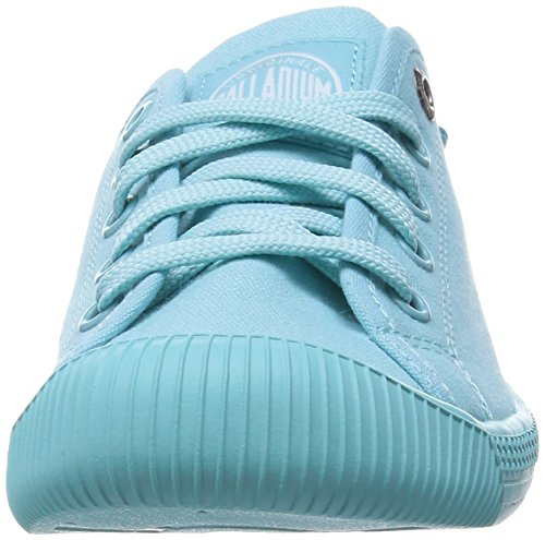 Palladium FLEX LACE M, Low-Top Sneaker donna Blu (Blau (BLUEBERRY 434))