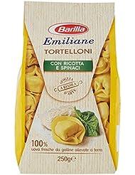 Barilla Emiliane Tortelloni con Ricotta e Spinaci - 250 gr