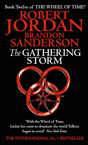 Cover of The Gathering Storm (Wheel of Time 12)