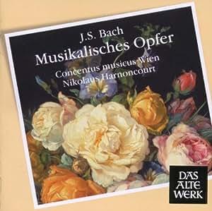 J. S. Bach : Musikalisches Opfer