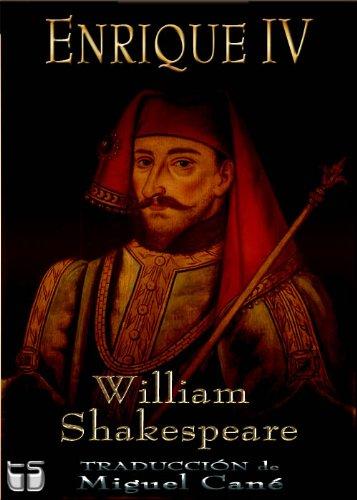 Enrique IV (notas de Miguel Cané) por William Shakespeare