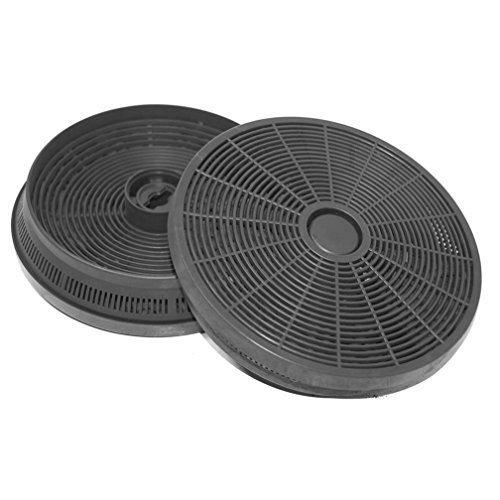 Spares2go Carbono Filtro De Carbón Para Beko HB60PX Campana Extractora / Extractor...