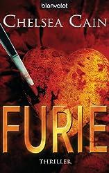 Furie: Thriller - [Archie-Sheridan-Reihe 1] -