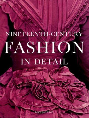 Nineteenth-Century fashion in (Jahrhundert Kostüme 1900)
