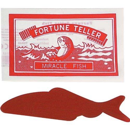 Magic Fortune Teller Fish