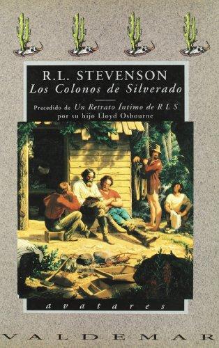 Los colonos de Silverado (Avatares) por Robert Louis Stevenson