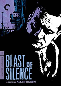 Criterion Collection: Blast of Silence [Import USA Zone 1]