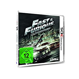 Fast & Furious Showdown [Nintendo 3DS]