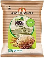 Aashirvaad Organic Atta, 5kg