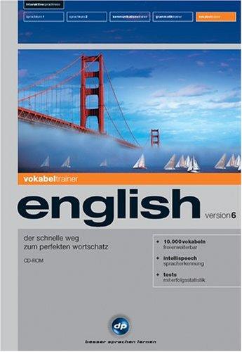 Digital Publishing Vokabeltrainer English - Interaktive Sprachreise Version 6
