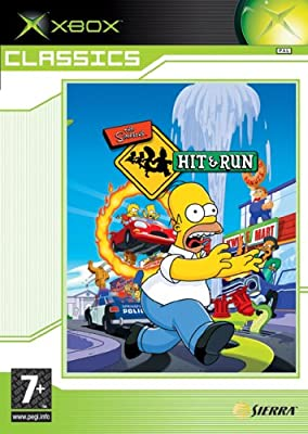 The Simpsons: Hit & Run (Xbox Classics) from Sierra