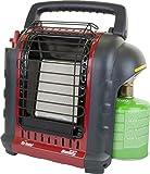 Mr. Heater Portable Buddy Gasheizung inkl. Adapter für Gaskartuschen mit 7/16-Gewinde, bis zu 2,4kW Leistung, Outdoor-/Campingheizung