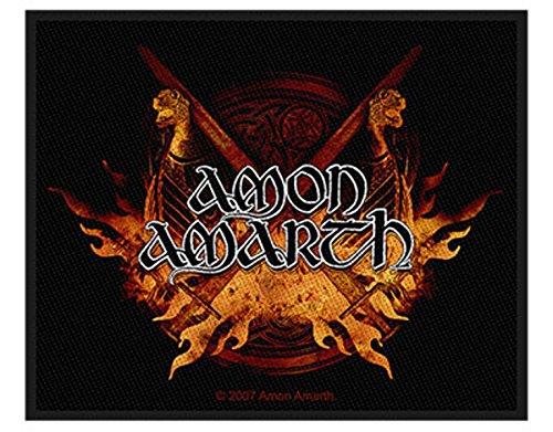 Amon Amarth - Viking Horde - Toppa/Patch - SPEDIZIONE GRATUITA
