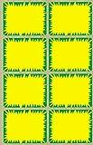 Avery 480 Tiefkühl-Etiketten TK Aufkleber Gefrier-Etiketten Haushaltsetiketten