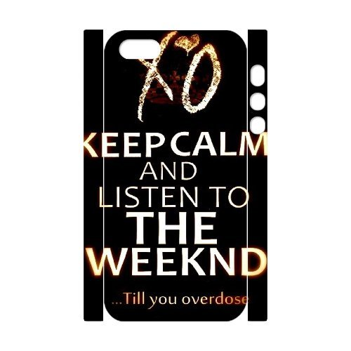 LP-LG Phone Case Of The Weeknd XO For iPhone 5,5S [Pattern-6] Pattern-3